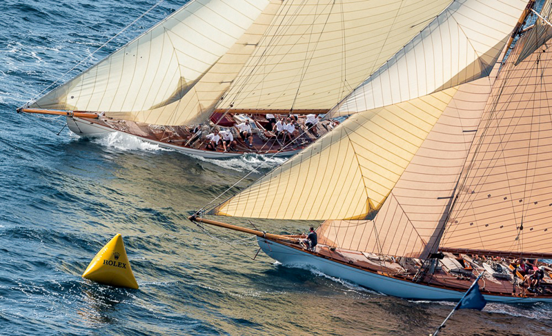 Les voiles de Saint Tropez photo YCM